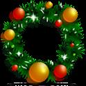 Christmas battery widget