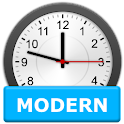 Clock Widget Pack Modern logo