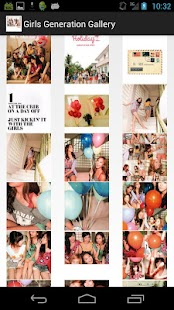 Girls Generation Gallery - screenshot thumbnail