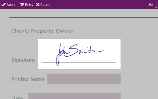 【免費生產應用App】SIGNificant Signature Capture-APP點子