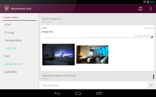【免費通訊App】Macinsiders Chat-APP點子