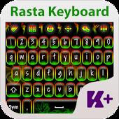 Rasta Keyboard Theme
