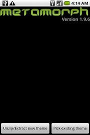 MetaMorph Screenshot 1