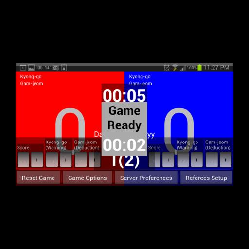 運動必備App|TKD Scoring Wi-Fi Server LOGO-綠色工廠好玩App
