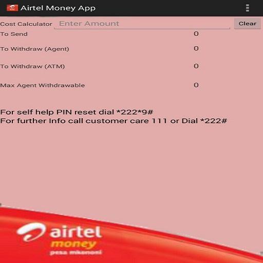 Airtel Money Calc LOGO-APP點子