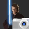 Jedi Light Saber Photo icon