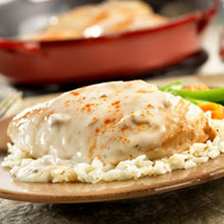 Creamy Ranch Chicken and Rice.