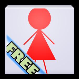 裸に見える水玉コラ作成アプリ「strip-her」