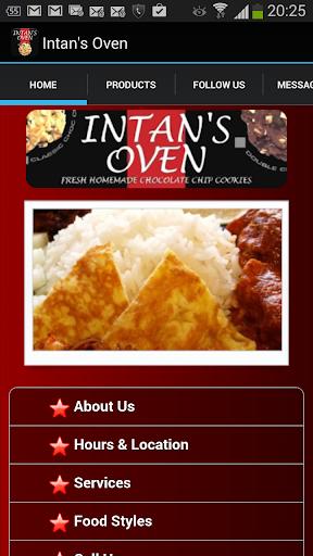 Intan's Oven