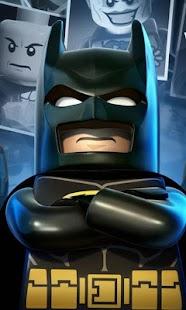 Lego HD Batman Wallpaper