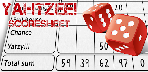 Yahtzee Character Design : Yahtzee scoresheet apps on google play
