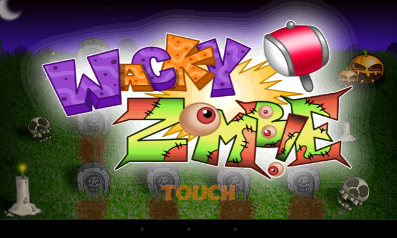Wacky Zombies- screenshot