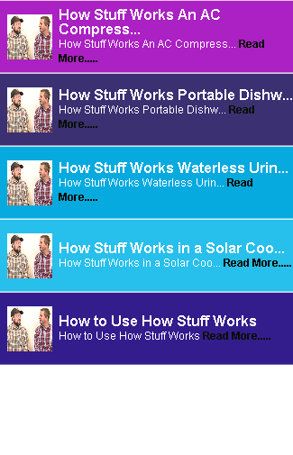 How Stuff Works