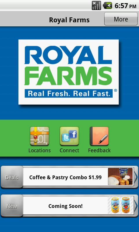 Royal Farms - screenshot