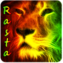 Rasta King Lion Parallax LWP icon