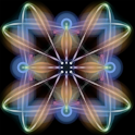 Glow Kaleidoscope LiveWallpape icon