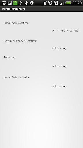 玩工具App|InstallReferrerTester免費|APP試玩