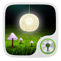 Tree Light GO Locker Theme icon