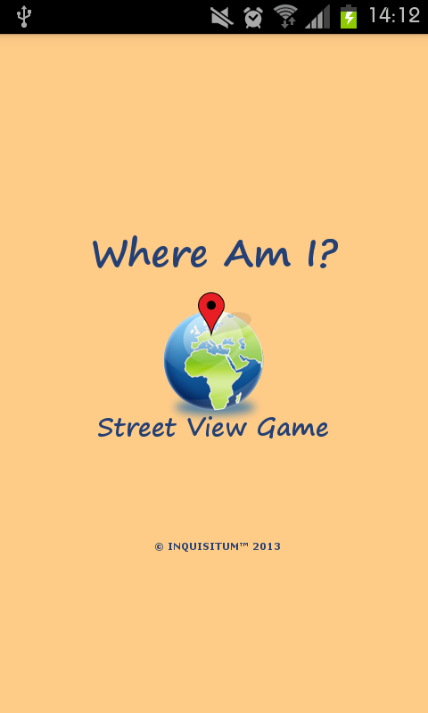 Where Am I? Street View Game - screenshot
