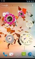 Screenshot of Analog clocks widget designs
