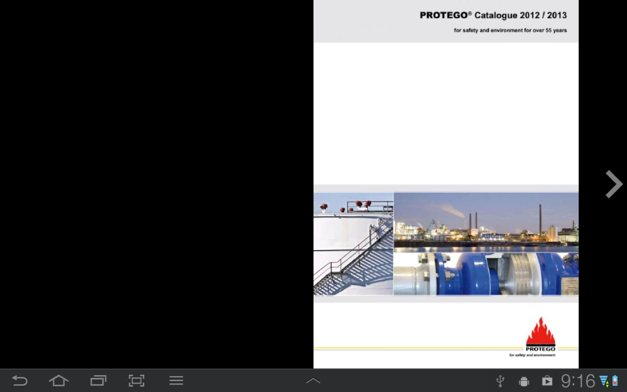 Protego - screenshot