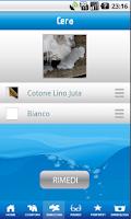 Screenshot of WashApp