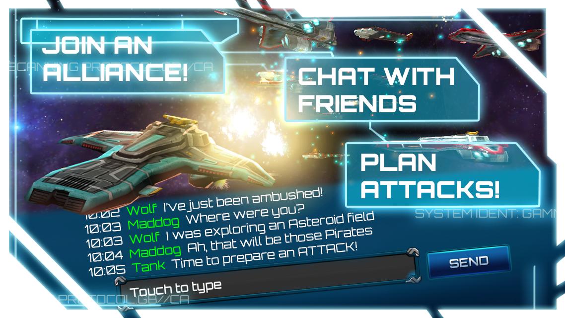 Colony Attack - screenshot