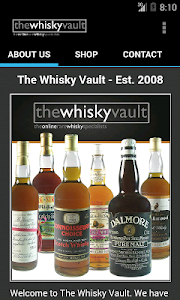 Whisky Vault screenshot 0