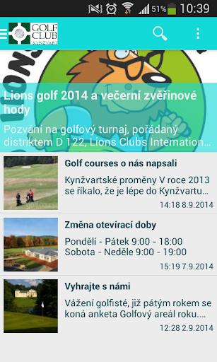 Golf Kynžvart