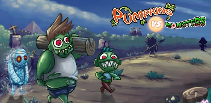 Pumpkins vs. Monsters – Juegos Android