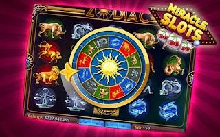 Screenshot of Miracle Slots & Casino FREE