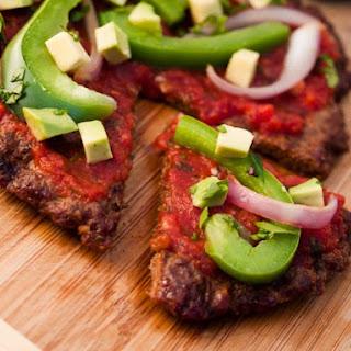Mexican Meatza.