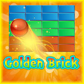 Brick Breaker Gold-free