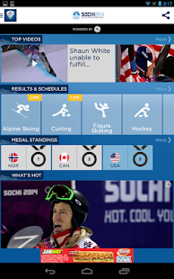 NBC Olympics Highlights - screenshot thumbnail
