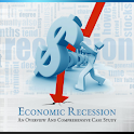 Economic Recession logo