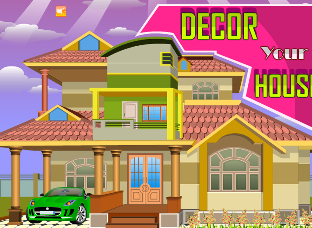 design your house girl game screenshot