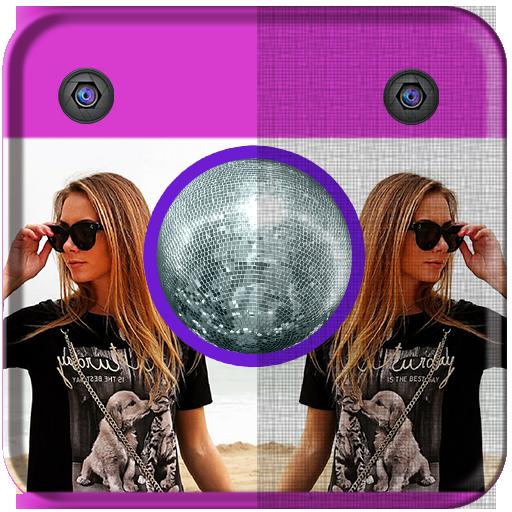 镜面反射照片编辑器 生活 App LOGO-硬是要APP