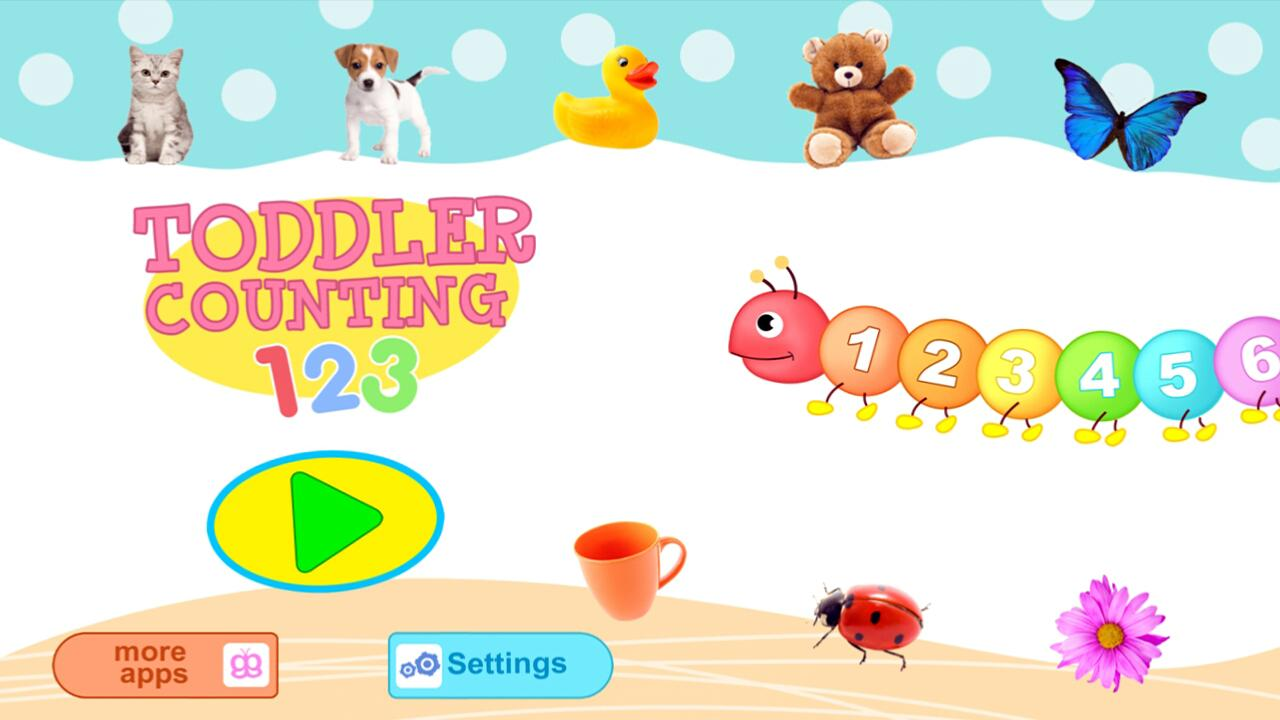 Toddler Counting 123 Kids Free - screenshot