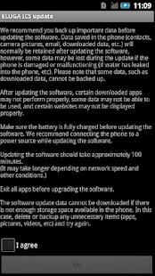 ELUGA ICS Update - screenshot thumbnail