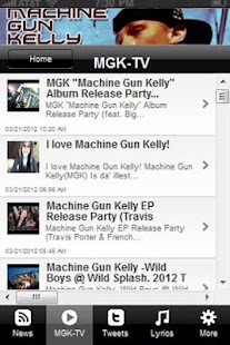 Machine Gun Kelly TV (New) - screenshot thumbnail