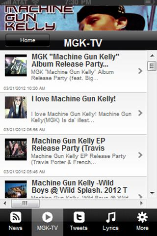 Machine Gun Kelly TV (New) - screenshot