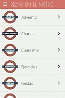 Screenshot of Rezar en el Metro