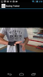 玩免費健康APP|下載Boxing Trainer app不用錢|硬是要APP