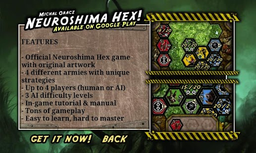 Neuroshima Hex Lite - screenshot thumbnail