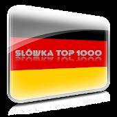 Niemiecki - 1000 słów