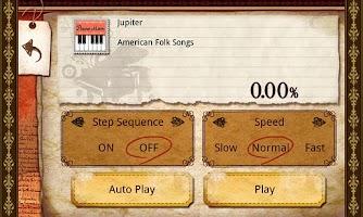 Screenshot of Piano Man Classic Edition
