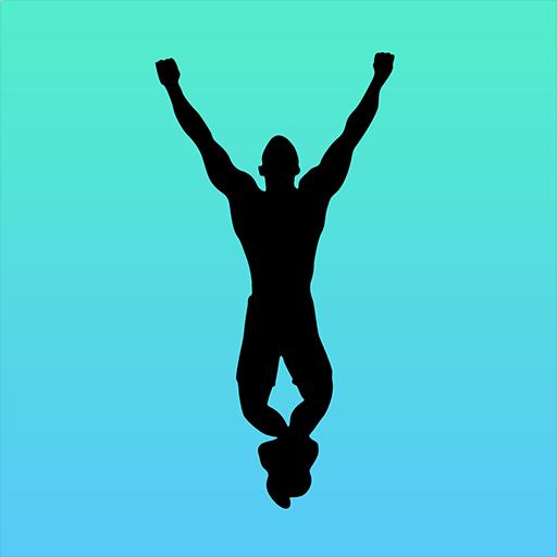 引体向上锻炼 健康 App LOGO-APP試玩