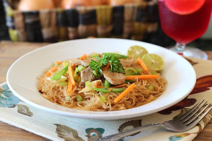 Pansit Bihon Guisado Recipe