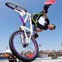 Crazy BMX Biker icon