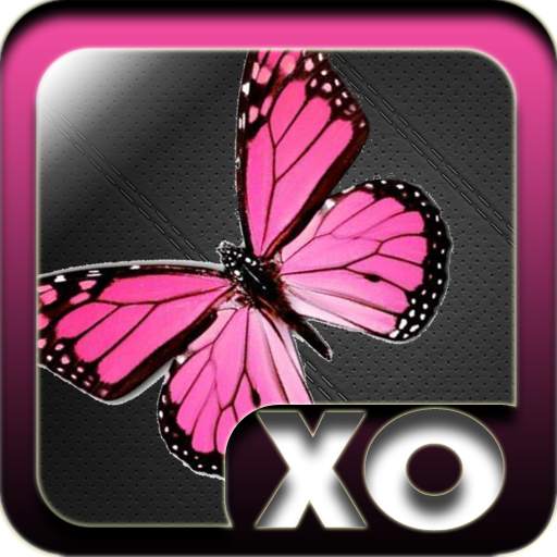 Pink Butterfly icon pack on Google Play Reviews | Stats